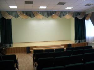 актовый зал Ичалковская СОШ